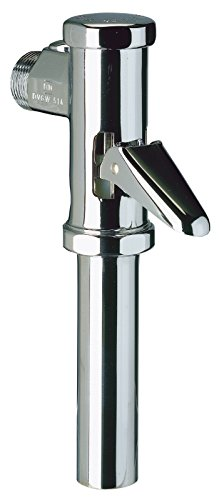 Sanitop-Wingenroth 21405 6 Druckspüler für das WC 3/4 Zoll, chrom