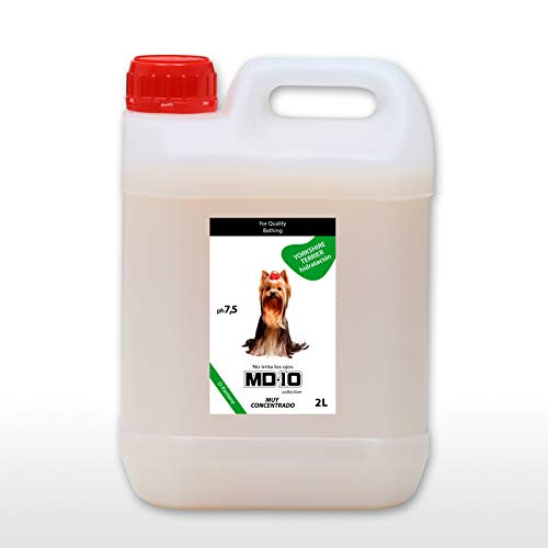 MD-10 COLLECTION Champú Yorkshire terier (2 LTR)
