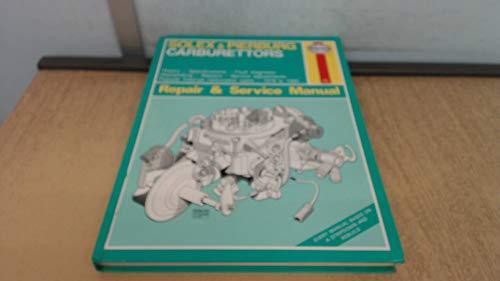 Solex and Pierburg Carburettors Repair and Service Manual