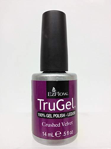Ezflow Trugel Vernis à Ongles Crushed Velvet