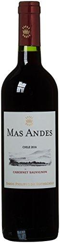 Mas Andes Cabernet Sauvignon Chile trocken (6 x 0.75 l)