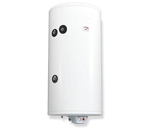 Calentador de agua vertical eléctrico 200 L combinado, conexión a la izquierda