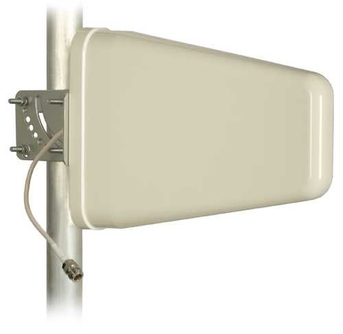 Antenne Danitech Richtfunk Log für LTE GSM UMTS 9-12 dB Nf