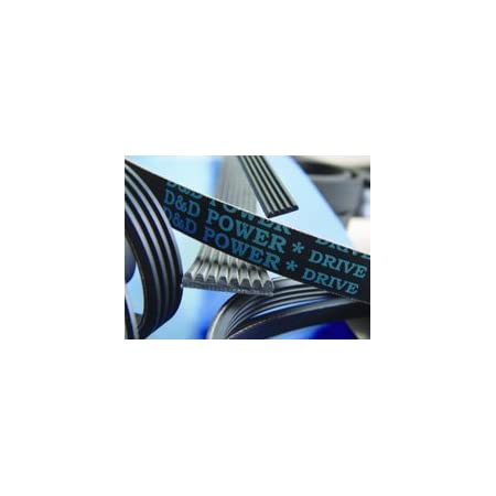 D/&D PowerDrive 490J5 Poly V Belt