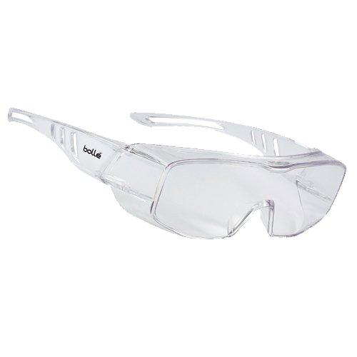 Bolle ボレー シューティングゴーグル OVERLIGHT2 オーバーライト2 保護メガネ 眼鏡着用可