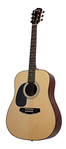 EAGLETONE RIVERSIDE LH MADERA NATURAL Guitarras acústicas Guitarras folk para zurdos