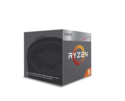 AMD Ryzen 5 2400G Processor with Radeon RX Vega 11 Graphics [並行輸入品]