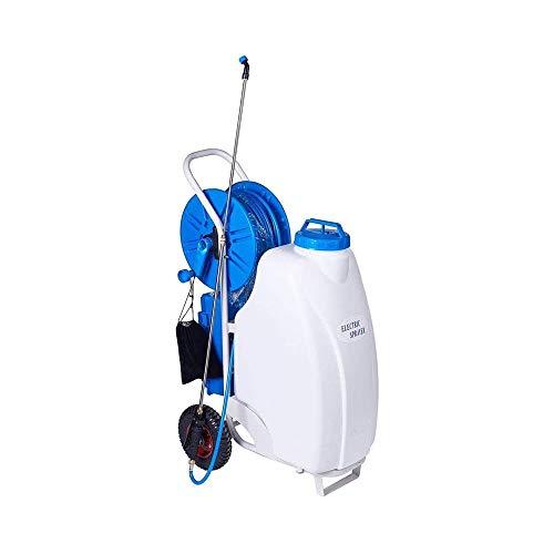 LKNJLL Portátil nebulizador eléctrico pulverizador, 45L Presión Sostenible pulverizador, Agrícola Industrial Hoteles...