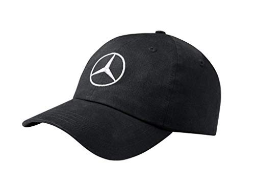 Cap Mercedes-Benz schwarz unisex