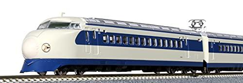 KATO Nゲージ 0系2000番台新幹線 ひかり・こだま 8両基本セット 10-1700 鉄道模型 電車 白