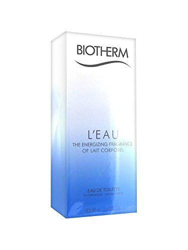 Biotherm L'eau femme/woman, Eau de Toilette, 50 ml
