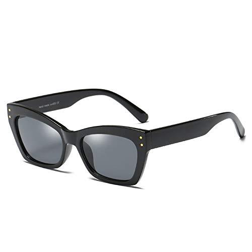 ZzheHou Gafas De Sol para Mujer para Mujer Marco pequeño Marco Cuadrado...