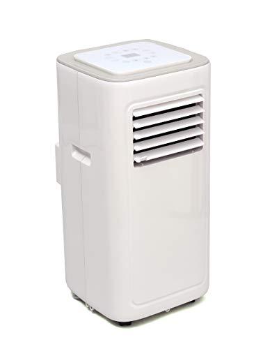 MyWave MWAC-7K Aire Acondicionado Portatil De 1750 Frigorías, 3 en 1: Ventilador, Deshumidificador y Refrigerador Con Control Remoto