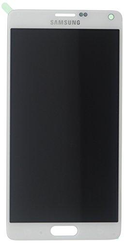Samsung GH97-16565A Galaxy Note 4 SM-N910F LCD Screen weiß