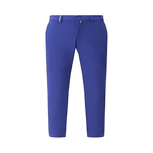 Chervo SCOZIA 54 - Pantaloni da golf da uomo, colore: Blu scuro