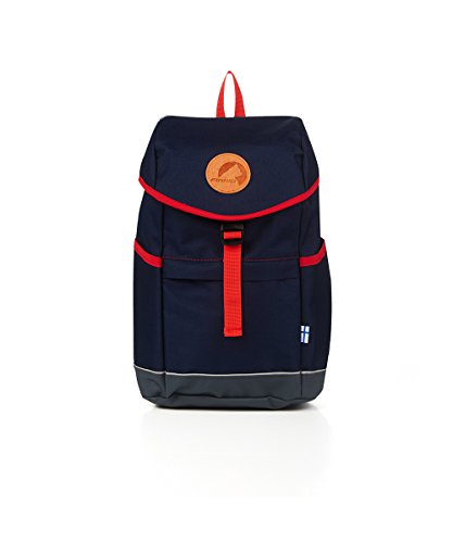 Finkid REPPU 6010001 backpack 100200 navy/red