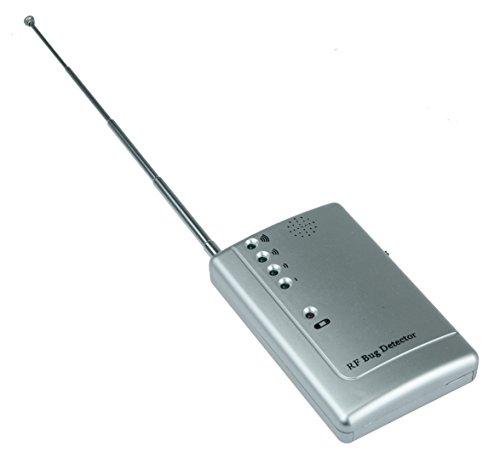 RF Wanzenfinder Wanzendetektor Signalfinder Detektor Bug Detector Wanzensuchgerät Spionfinder Anti Funkkamera von Kobert - Goods