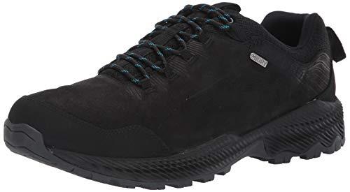 Merrell FORESTBOUND WP, Chaussures de Randonnée Basses Homme, Noir (Black), 41.5 EU