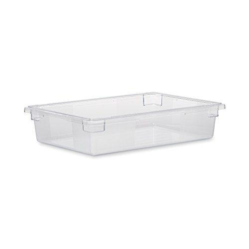 Rubbermaid Commercial Products 32.2L ProSave Food Box - Clear