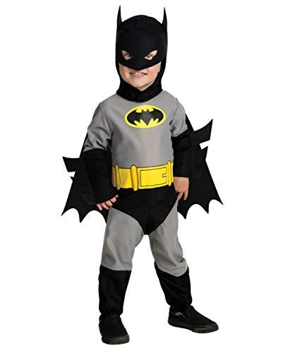 Horror-Shop niños traje de Batman One Size