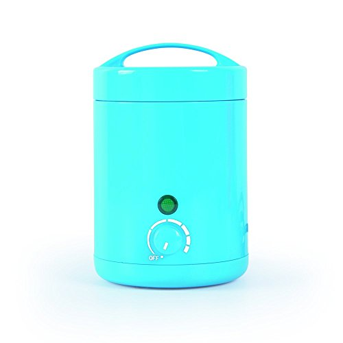 PERFECT BEAUTY FUNDIDOR Cera Mini Wax 125ML Blue, Azul, Estandar