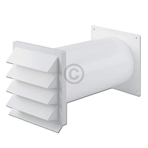 TronicXL Premium Mauer Durchführung SCF Naber Universal Mauerdurchführung 150er 150mm für Dunstabzugshaube Trockner Klimaanlage Zubehör