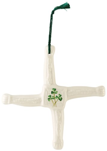Belleek Saint Bridgit's Cross, 7'
