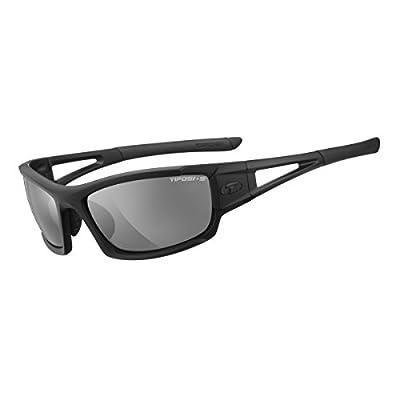 Tifosi Dolomite 2.0 Tactical Sunglasses,Matte Black,59 mm