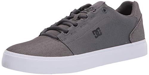 DC Zapatos de skate Hyde para hombre, gris (gris/gris/gris), 40 EU