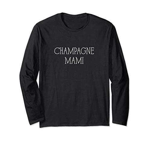 Champagne Mami Long Sleeve - Champagne