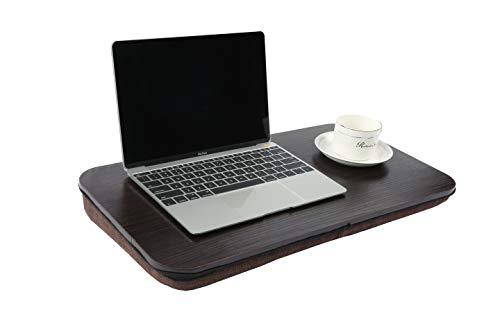 Home-Like Soporte de Regazo para Ordenador portátil Cojín Portátil de Escritorio Portátil Tablero Escribir y Leer cojin para portatil CushDesk - Soporte de Regazo para Ordenador portátil 56X30.5X7cm