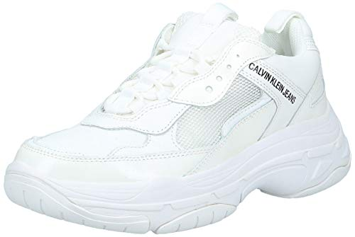 Calvin Klein Jeans S0591 Sneakers Man Wit 40