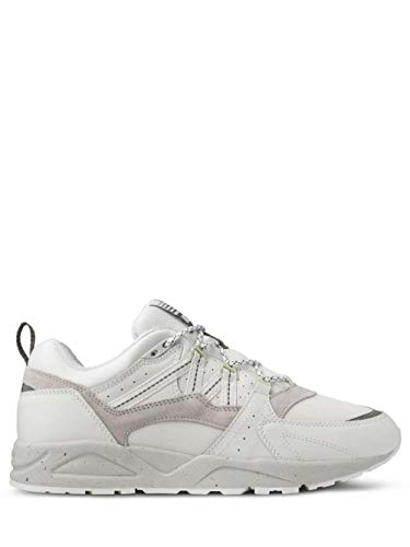 Karhu Sneaker da Uomo Fusion 2.0 in Pelle E Tessuto Bianco