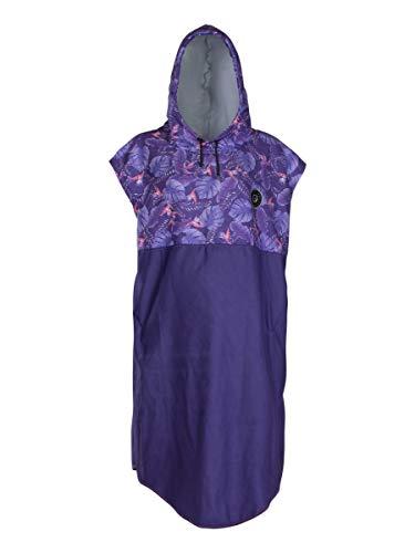 Ion Muse Select Damen Poncho-Purple