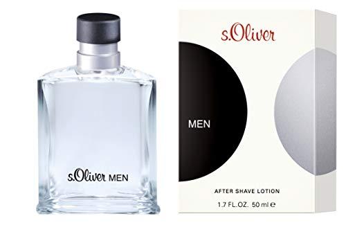 s.Oliver® Men I After Shave Lotion - frisch & markant-maskulin - beruhigt die Männerhaut I 50ml Splash