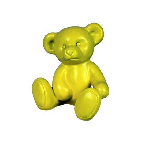 Décoration ours plein d'ours pour intérieur et extérieur jAUNE