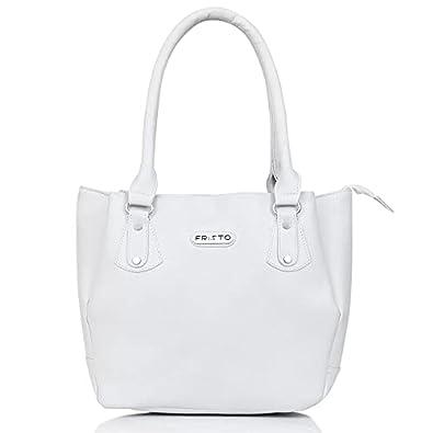 Fristo Glory Women handbag (FRBN-020) White