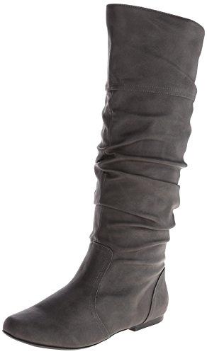 Qupid Women's Neo 144 Slouch Boot