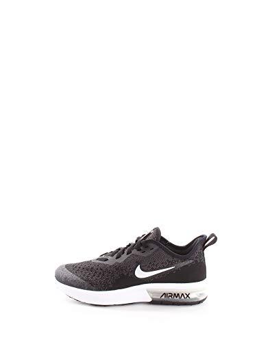 Nike Air Max Sequent 4 Bg, Scarpe da Fitness Uomo, Nero (Black/White 001), 38 EU