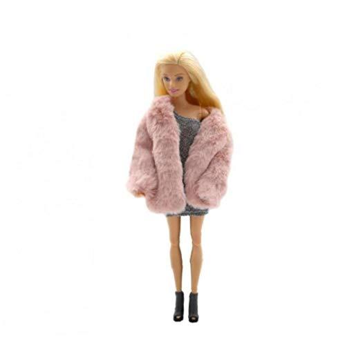 Barbie Ropa Y Accesorios Multicolores De La Manga Larga Ropa Suave Ropa De Sport Juguete Muñeca Barbie Kids