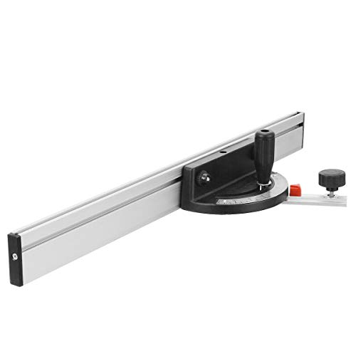 Table Saw BandSaw Router Angle Miter Gauge Mitre Guide Fence Cut For Woodworking -  Balance World Inc