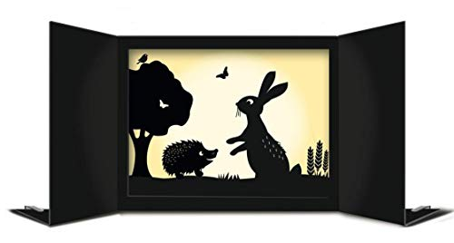 Schattentheater. Für das Schattenspiel in Kindergarten und Schule (Geschichten und Figuren für unser Schattentheater)