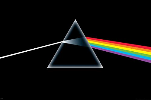Pink Floyd Maxi-Poster, Dark Side Of The Moon, 61 cm x 91,5 cm