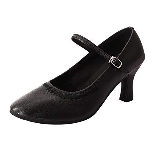 Tanzschuhe Damen Latein Silber Modern Ballrom Dance Schuhe,Frauen Soziale Partei Salsa Tango Shoes ProfessionelleBallschuhe LateinischePumps