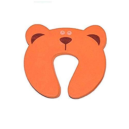Protecteur pour bouchon de porte pour animal - Ours
