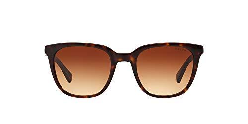 Ralph Lauren Ralph by Damen 0Ra5206 137813 51 Sonnenbrille, Braun (Dark Tortoise/Brown Gradient)