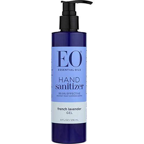 Eo Products Hand Sanitizer Lavender 8 Fz
