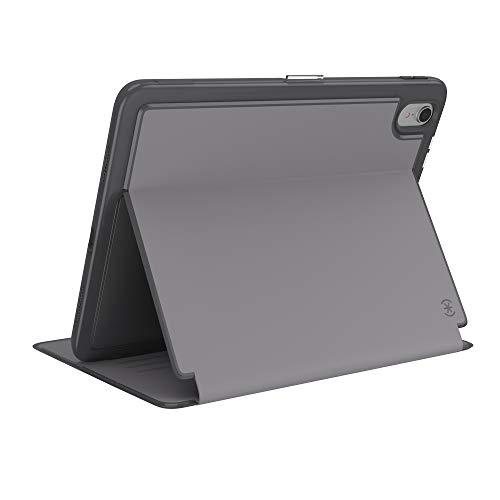 Speck Products Presidio PRO Folio 11-inch iPad Pro Case, Gen 2, Filigree Grey/Slate Grey