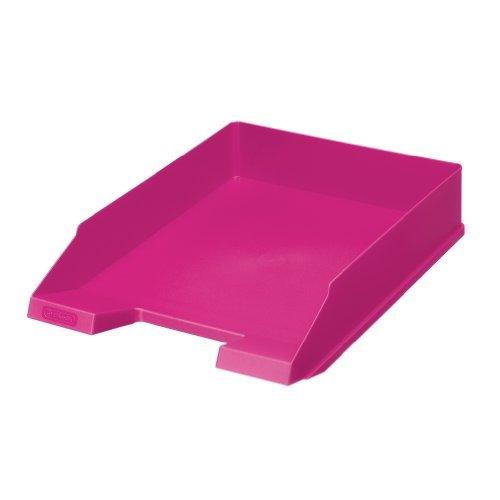 Ablagekorb / Briefkorb / Briefablage / Farbe: pink