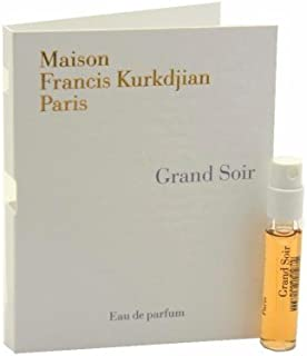 Maison Francis Kurkdjian GRAND SOIR Eau de Parfum, 2ml Vial Spray With Card